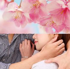 社会人になる前に、イケメン既婚者とエッチな体験しちゃった【春休みの秘め事】